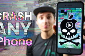 The 5-second video clip that will crash your iPhone